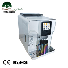 elegant appearance one touch get coffee automatic coffee maker machine