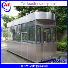 Good air permeability economic modular steel structure prefab luxury container house for sale