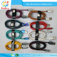 Wholesale china import wholesale spring micro usb cable