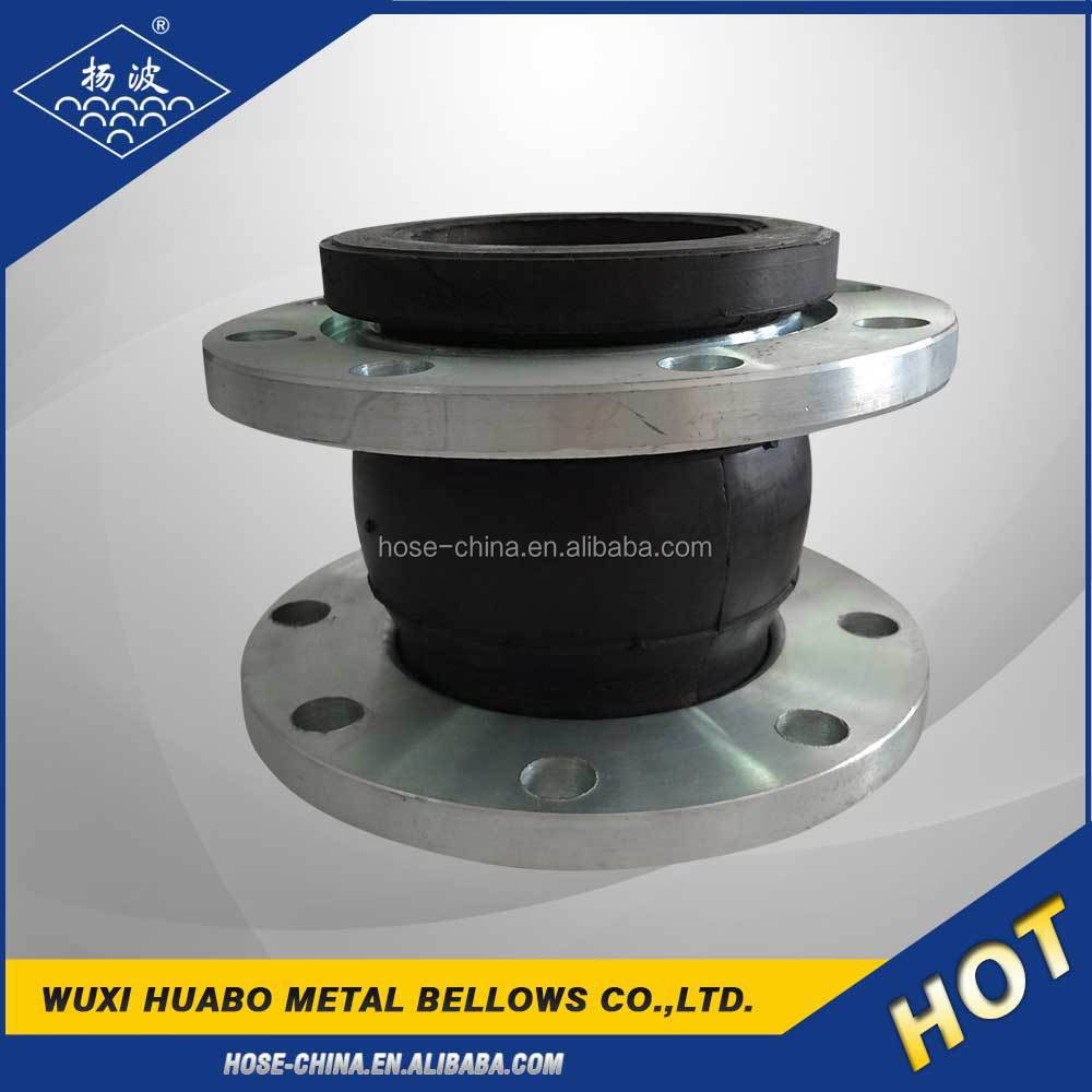 Supply sus 316 PN16 flange end concrete metal expansion joint