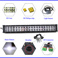 120W 200W Double Row Led Lighting