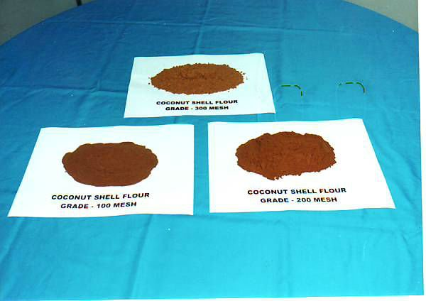 Coconut Shell Powder/Flour