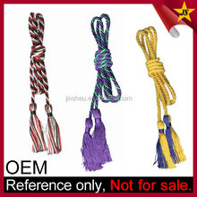 Wholesale Quality Garment Accessories Rayon Braided Rope