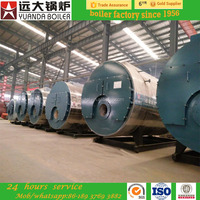 5 ton 13kg pressure steam boiler for fruit and vegetable drying line