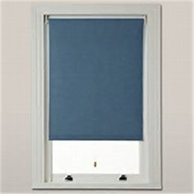 Blackout blind easy operating spring mechanism roller blind