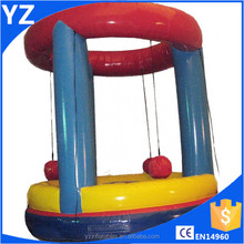 Most popular outdoor inflatable Wrecking ball game interactive sports game for sale