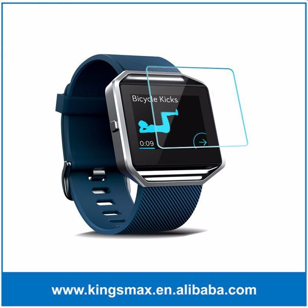 2016 Hot Selling Smart Watch LCD Screen Protective Film for Fitbit Blaze