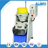 bel air gold silver jewelry amber polishing wet and dry centrifugal tumbler disc gyrate gem polishing machine