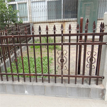 Hot sale cheap used wrought iron fence panels for sale