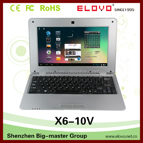 cheap goods from china netbook 10' VIA8850 android 4.1 with mini cheap netbook