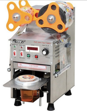 Hot sale automatic Cup Sealer/cup sealing machine