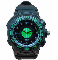 China Watch Factory, Free Sample,Cheap Rubber Strap Sport Men Lumnious Wristwatches In Mecano