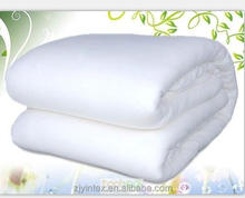 Duvet manufacturer,New design white colro thin and warm 100% goose down duvet