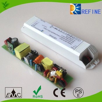 0/1-10v PWM resistor dimming led driver 18W 36w 45W 60W 72W dimmable driver