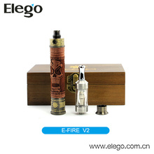 Vision Ego E-Fire Starter Kit 1100mah Spinner with Variable Voltage Mod