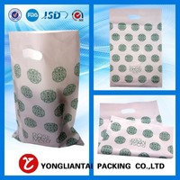 superior quality plastic shopping bag China manufacturer/biodegradable pe/po plastic bag