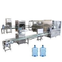 19L 20L bottle mineral water 5 gallon drink water bottling plant
