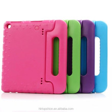 Hybrid Rubber Silicone Tablet Case for Amazon Kindle Fire HD 8'' EVA Kids Case With Kick-stand