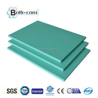 new innovation heat resistant building material/aluminum sandwich panel