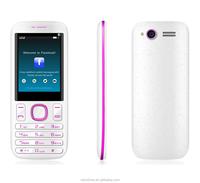 2.4 inch HVGA IPS screen original cellular cell phone