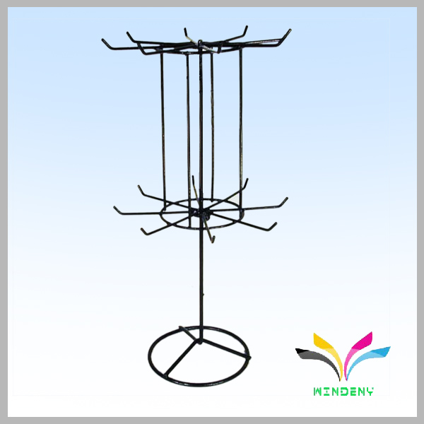 Hot Sale Fancy Metal racks Customized Balloons counter Display hooks