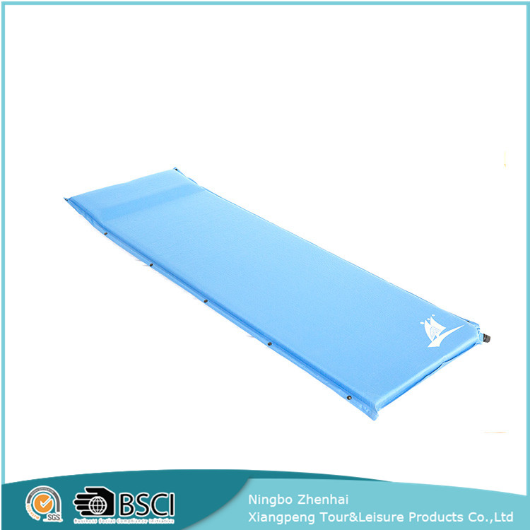 inflatable travel outdoor single thicken beach camping mat