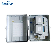ftth telecom fiber wall mount termination box indoor