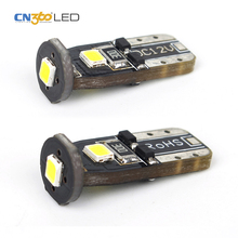 Wholesale high power DC10V-14V 120lm 3smd car 194 168 t10 led bulb
