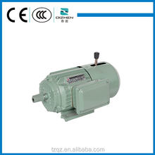 4KW 3 pahse magnet brake ac motor with copper wire for motor winding