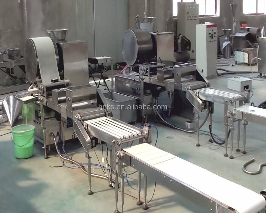 Stainless steel spring roll making machine/automatic square or round spring roll sheet machine with cheap price 0086-15238010724