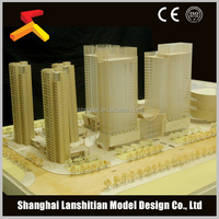 Architectural model real estate model made in China