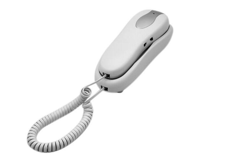 10 groups two-touch Memories Corded Small slim Phone for Home (TM-PA017)
