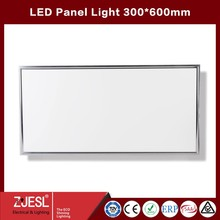2016 kitchen furniture lighting high quality factory price 300*600 LED panel light