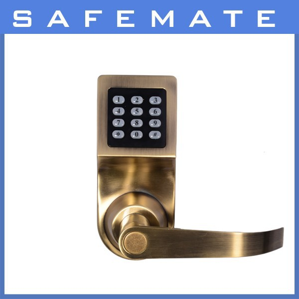 china shenzhen Cheap price good quality electronic smart card door lock system