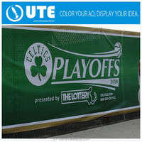 hot sale high definition advanced technic decorative mesh advertising banner