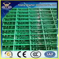 Portable Steel Welded Wire Mesh Panels/Wire Mesh Fence For Protection