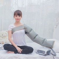Anti DVT / relief lymph edema / varicose vein air pressure therapy machine
