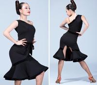 OCT7083 Girls Dance Wear/Performance Latin And Ballroom Dresses