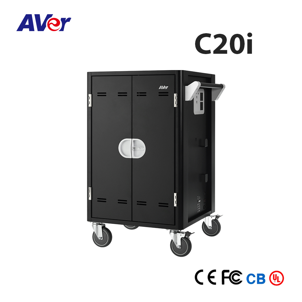 AVe C20i,AVerCharge C20i Charge Cart,AVerCharge C20i 20 Device Smart Charging Trolley,NOKIA,20 bays,win8 tablet,LLTMW12