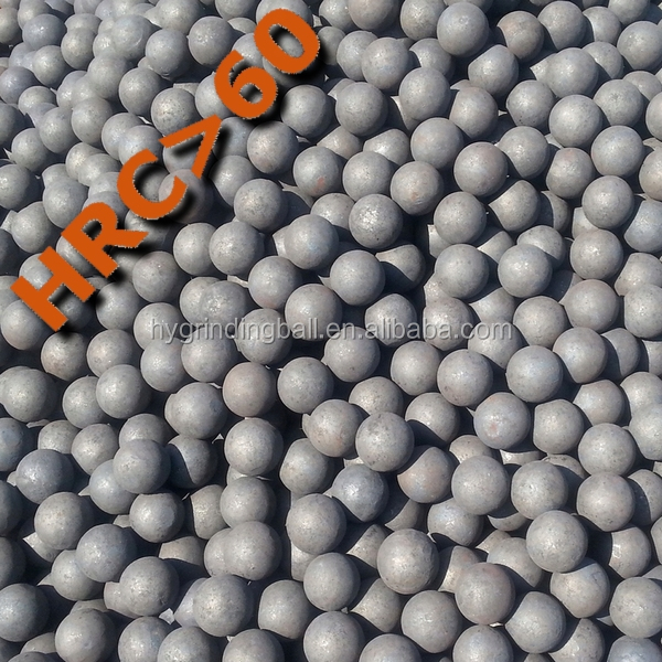rolled and forged steel grinding balls