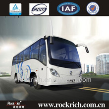 Famous Brand Dongfeng Cummins Engine Diesel 8.3 Meter New Luxury Buses