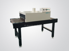 CE approved IR conveyor drying machine(SD-1800IR),conveyor mesh belt dryer