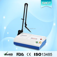 medical equipment dealer Chinese portable 15W CO2 laser device