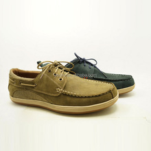 china shoe manufacturer latest boat shoes design comfortable loafers for men