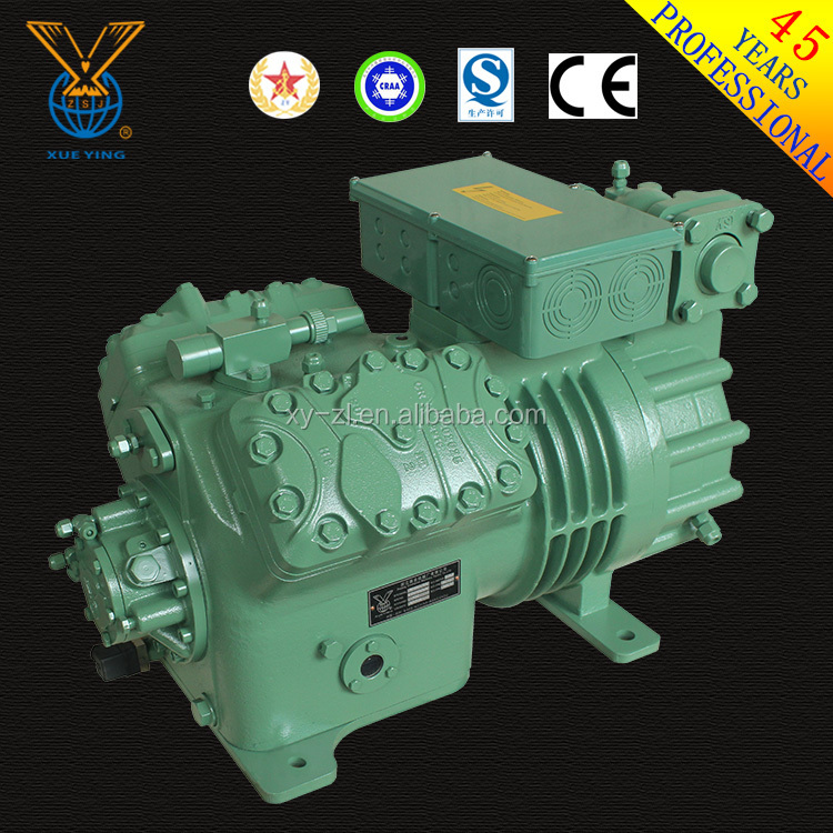 15HP Semi-hermetically refrigerator compressor size
