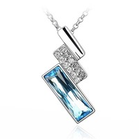 High End Hot Jewelry Made with Swarovski Elements Crystal Shourouk Necklace