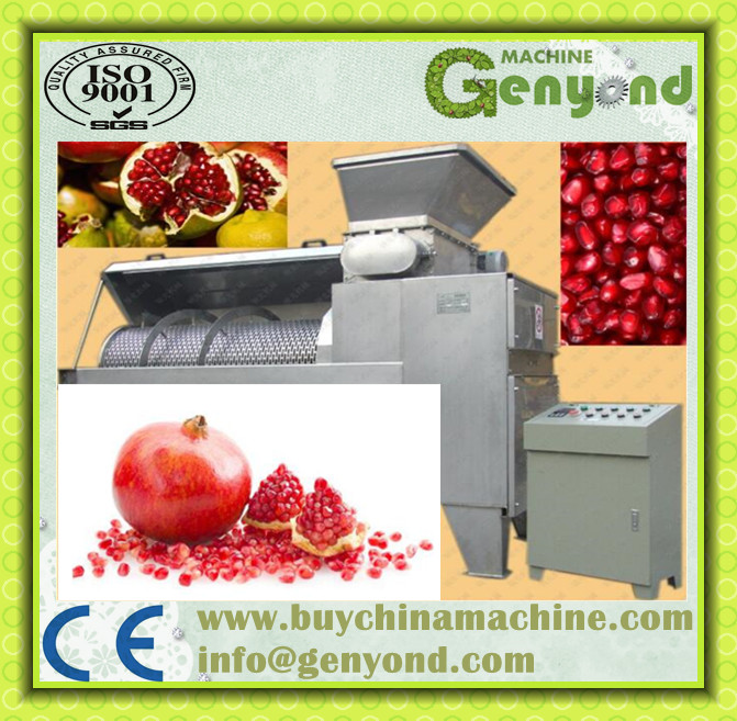 Most popular high quality pomegranate seed separator machine