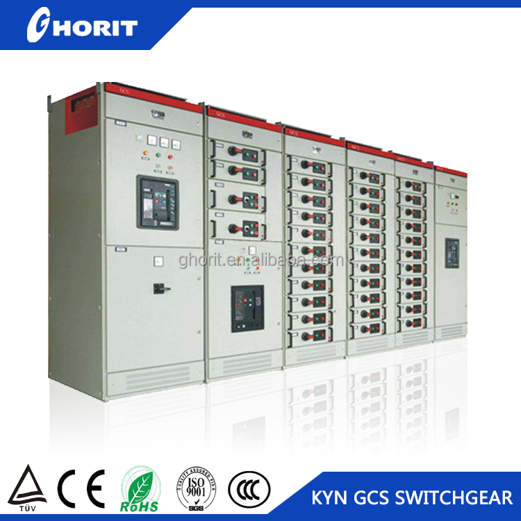 ISO9001 KYN28 Power Distribution Panel Board high voltage switchboard 11KV Switchgear