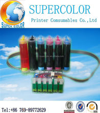 Sophisticated technology CISS for Epson T60 1390 bulk ink system wholesale from SUPERCOLOR printer supplier