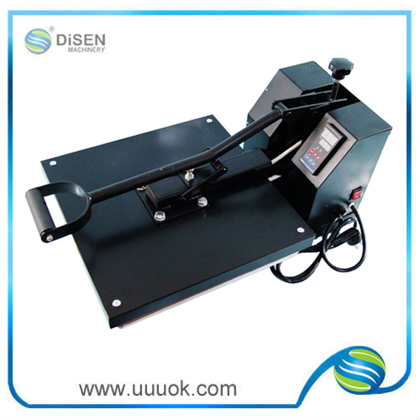 High quality cheap used t shirt heat press machine
